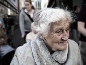 Preventing old women