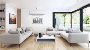 Living room design upgrade