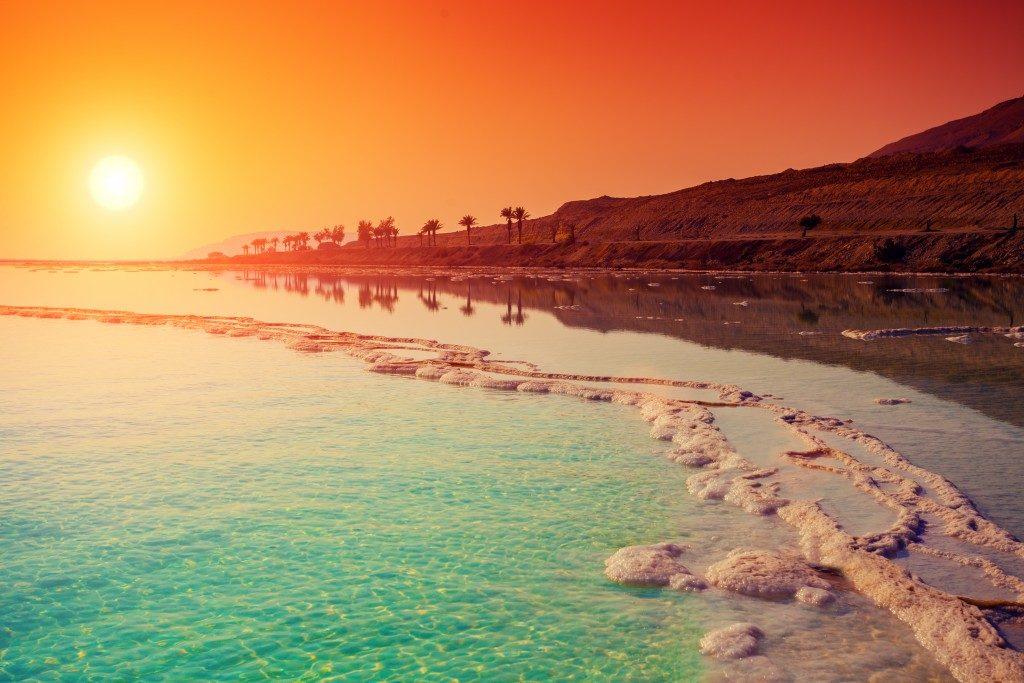 dead sea of jordan