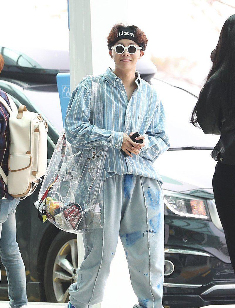 BTS-Jhope-Fashion