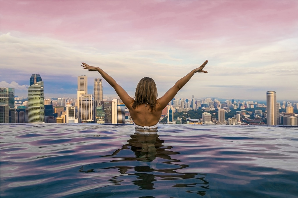 swimming in singapore